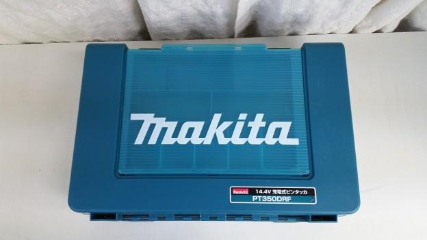 マキタPT350DRF充電式ピンタッカ三重県伊勢市松阪市津市