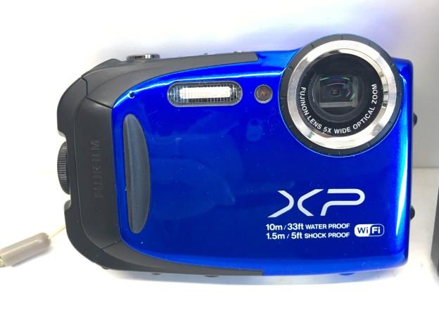 フジフィルム FinePix XP70三重松阪伊勢リサイクル出張買取