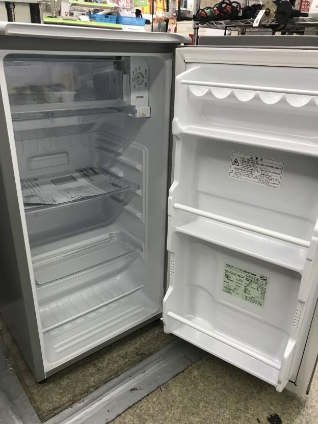 アクア冷蔵庫AQR-81E津松阪伊勢強化買取