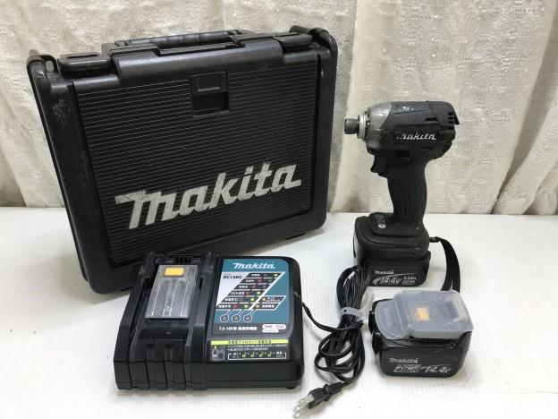 makita 充電式インパクトドライバ TD137D 三重県伊勢市松阪市津市