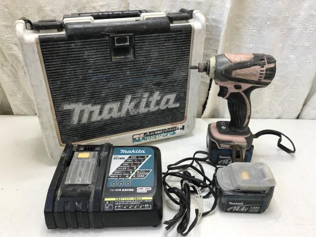 電動工具 makita 充電式 インパクトドライバ TD134DRFXP 伊勢市松阪市