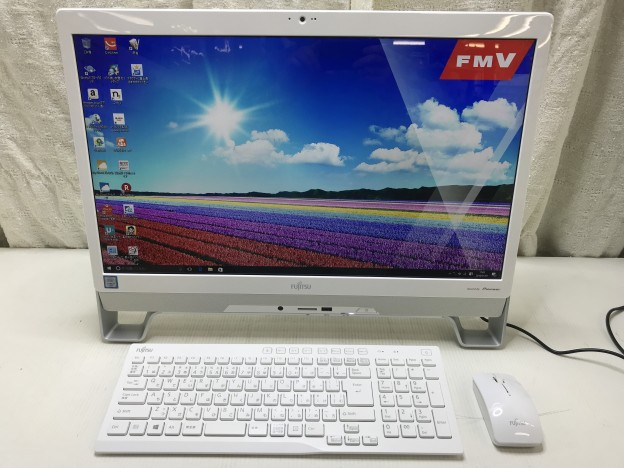 生活家電 FUJITSU PC ESPRIMO FMV70YDW 伊勢市松阪市