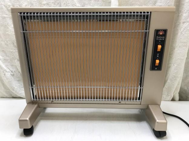 暖房器具 NEK 遠赤外線暖房器 サンルミエ キュート E800LS 伊勢市松阪市