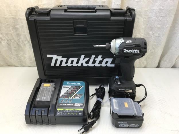 電動工具 makita インパクトドライバ TD160DRGXB 伊勢市松阪市