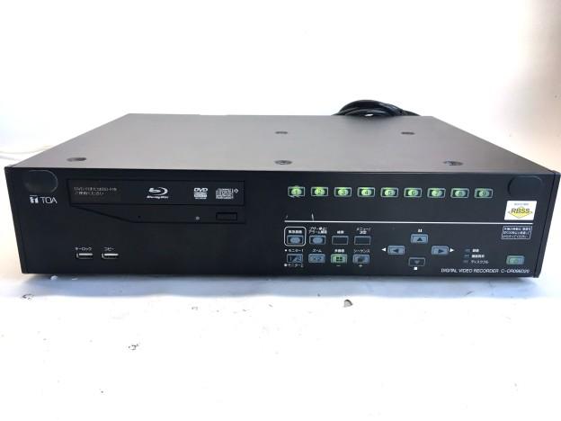 家電TOAデジタルレコーダー 2TB HDD BD買取松阪伊勢