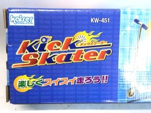 カイザー(Kaiser) キック スケーター KW-451