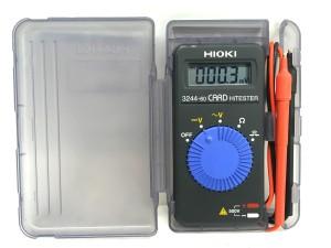 HIOKI カードハイテスタ 3244-60
