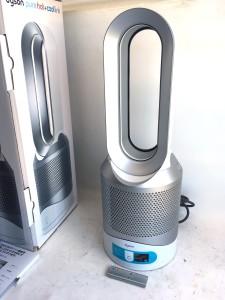 ダイソン Dyson pure hot+cool link HP02 空気清浄機能付ファンヒーター