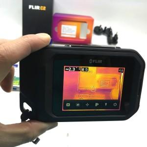FLIR C2 赤外線サーモグラフィーカメラ
