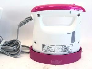 パナソニック 衣類スチーマー ピンク NI-FS310