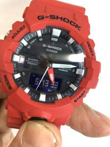 G-SHOCK CASIO GA-800