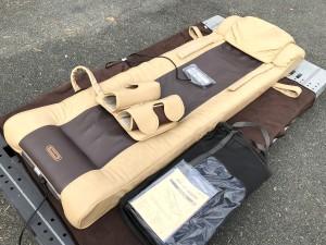 フランスベッド 折りたたみ式全身治療ベッド スリーミー2122