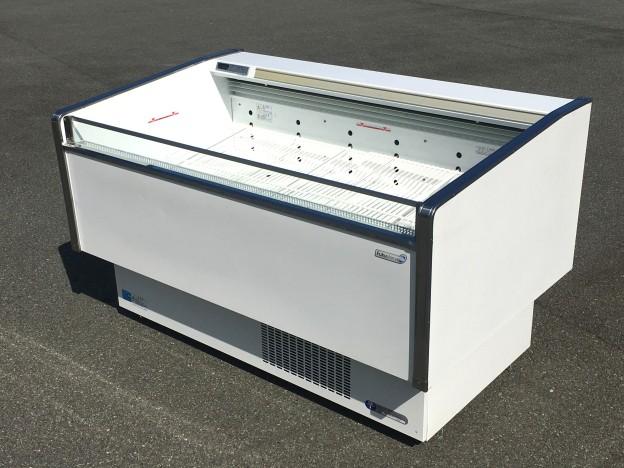 フクシマ オープン 冷蔵ショーケース MRN-51RJSOR買取強化