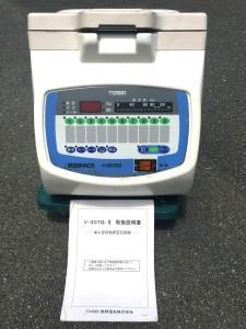 TOSEI 卓上型真空包装機 V-307GII