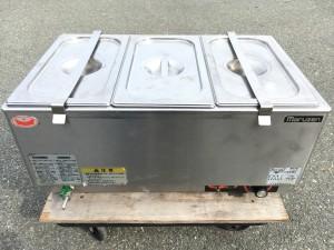 マルゼン 電気 卓上ウォーマー MEW-550C
