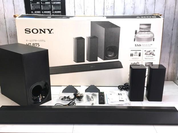 SONY ホームシアターシステム HT-RT5津市買取強化