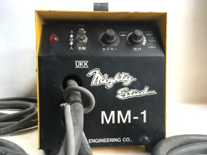 ビッグ マイティースタッド MM-1 スタッド溶接機 スポット溶接機
