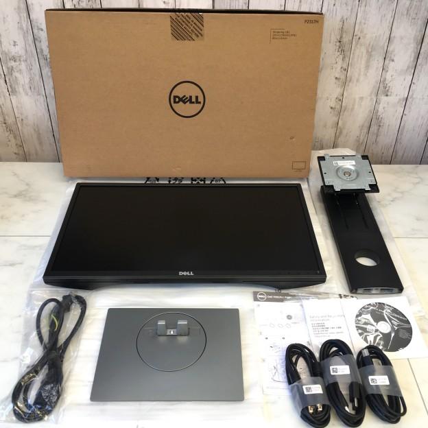 DELL PC モニター P2317H津市出張買取