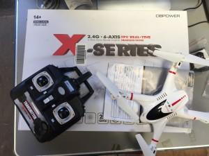 MJX400W