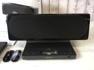 SONY SRS-NWGU50 WALKMAN用ドックスピーカー (2)