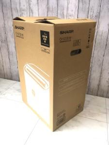 シャープ 衣類乾燥除湿器 CV-G120-W