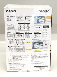 カシオ メモプリ MEP-T10