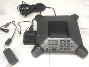 パナソニック 会議用スピーカーホン KX-TS745JP-K