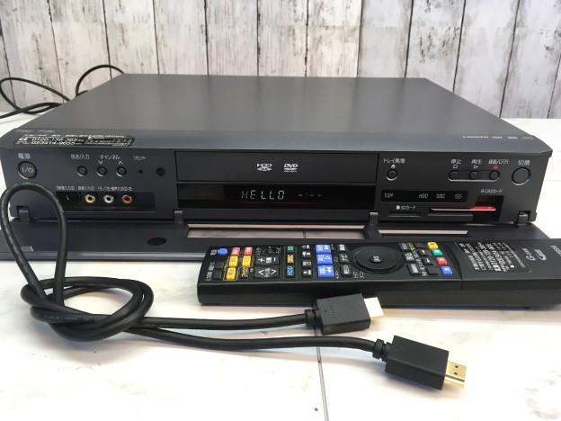 三菱 HDD内蔵DVDレコーダー REAL DVR-DW100津市松阪買取強化