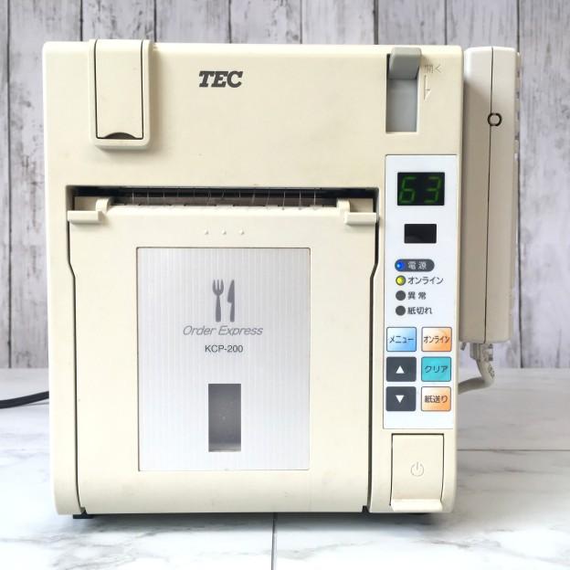 東芝TEC リモートプリンタKCP-200津松阪伊勢強化買取