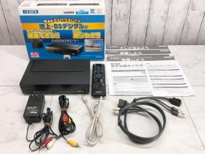 IODATA HVTR-BTL デジタルハイビジョンチューナーレコーダー2
