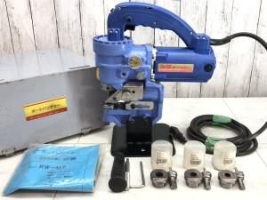 亀倉 カメクラ 全自動油圧式ポートパンチャー RW-M2