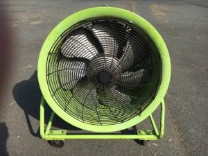 SUPER WIN AIR 送風機 SW-150B 60Hz 業務用 200V