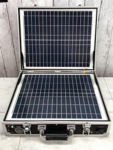 ソーラー充電システム SL-12H ソーラーパネル 充電 太陽光発電 AC充電 非常用