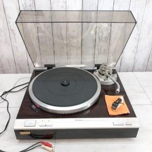 テクニクス レコードプレーヤ SL-M1  カートリッジ 207C