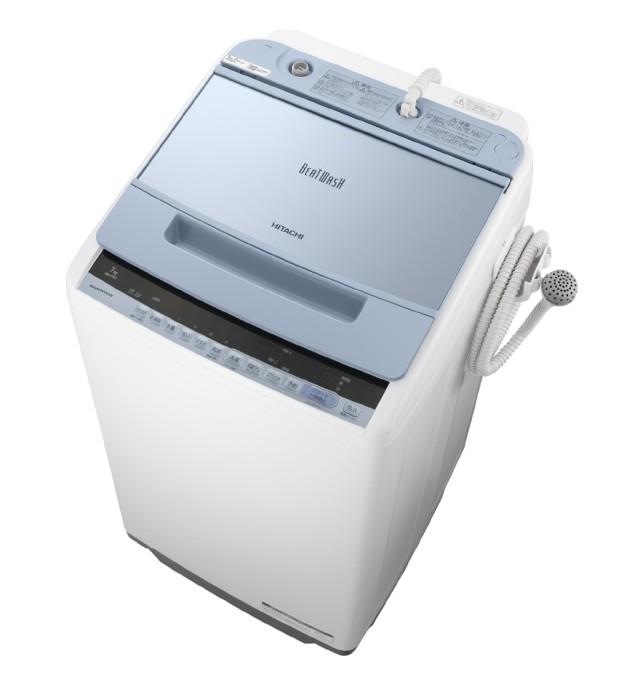 日立洗濯機ビートウォッシュBW-V70C津松阪伊勢強化買取
