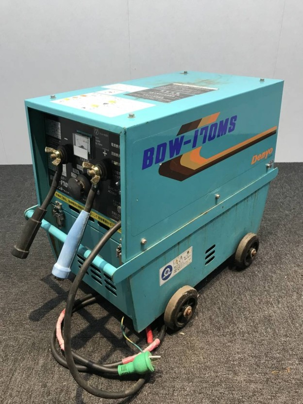 バッテリー溶接機BDW-170MS津松阪伊勢強化買取