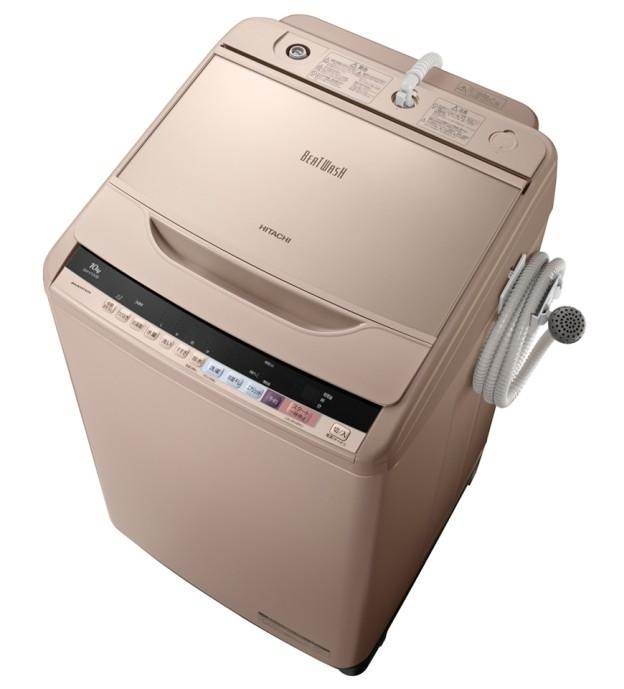日立全自動洗濯機BW-V100B津松阪伊勢強化買取