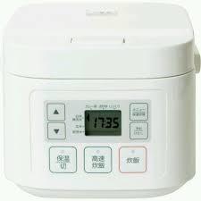 ニトリ炊飯器3合炊き津松阪伊勢強化買取