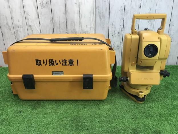 トプコン トータルステーションCS-102F津松阪伊勢強化買取