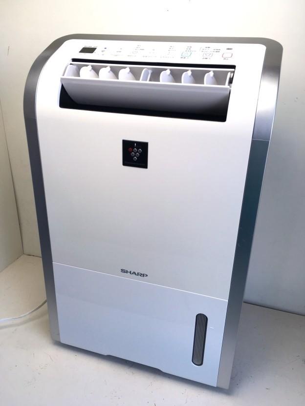 SHARP除湿器CV-C140-W津松阪伊勢強化買取