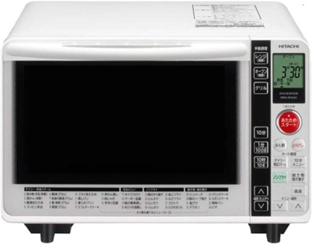 日立電子レンジMRO-NF65C津松阪伊勢強化買取