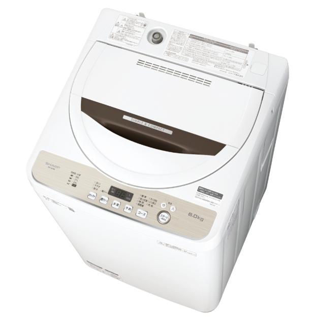 シャープ洗濯機ES-GE6D-T津松阪伊勢強化買取