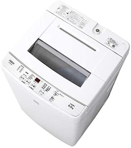 アクア洗濯機AQW-S6E6津松阪伊勢強化買取
